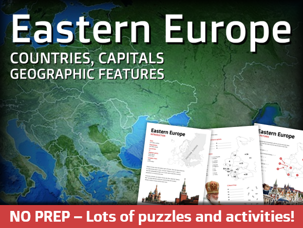 Geography - Eastern Europe