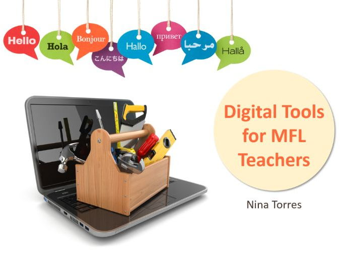 IT tools for MFL teachers