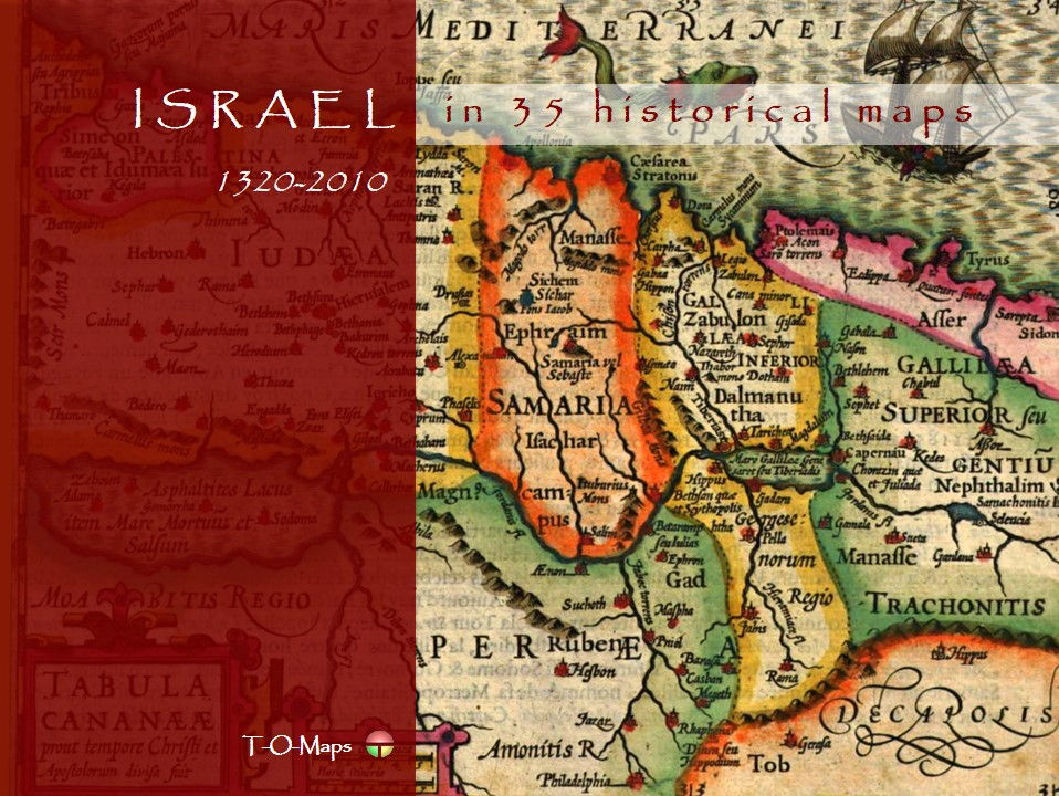 Historical e-Atlas Israel