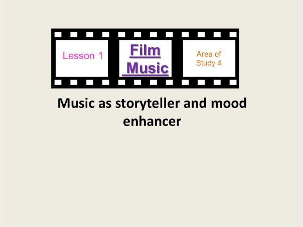 Film Music-OCR GCSE Music (5 lessons)