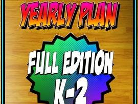 PE K-2 Yearly Plan 2