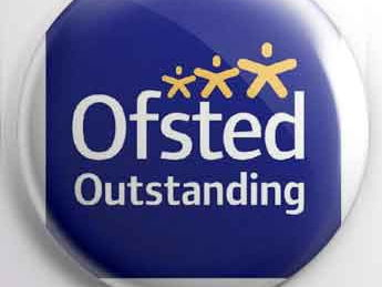 Teacher Badge - OFSTED Outstanding