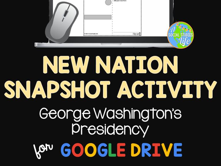 George Washington Precedents Snapshot Activity