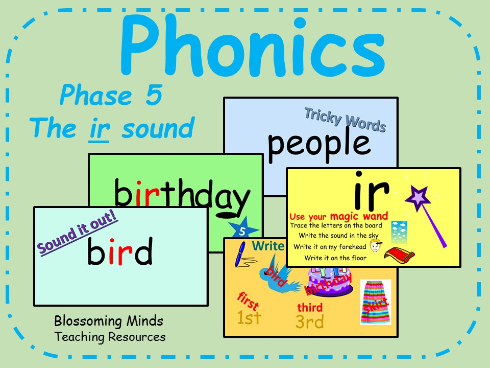 phase 5 phonics writing assessments