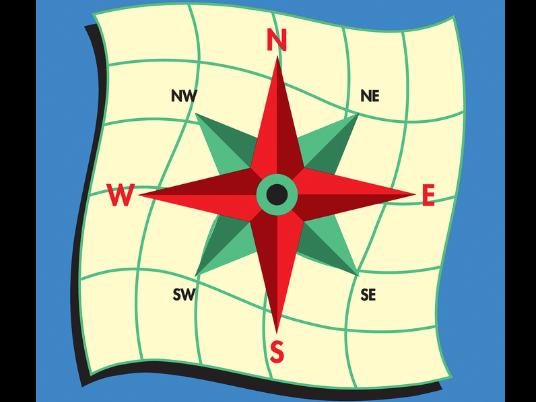Key Stage Three Geography Map Skills