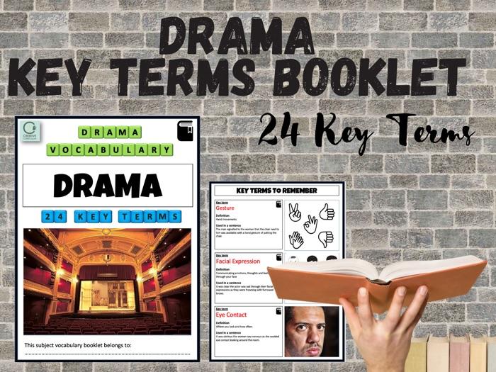 Drama SEN Booklet