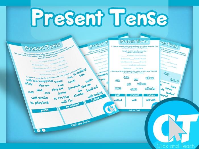 KS2 - Present Tense