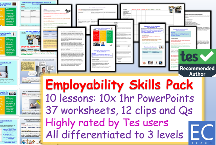 Employability / Work Skills