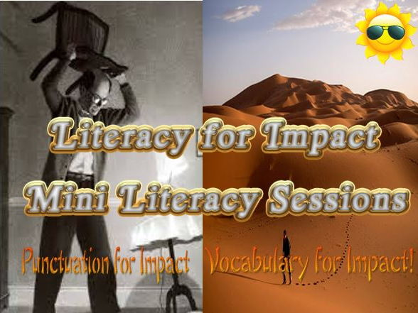 Literacy for Impact Mini Lesson