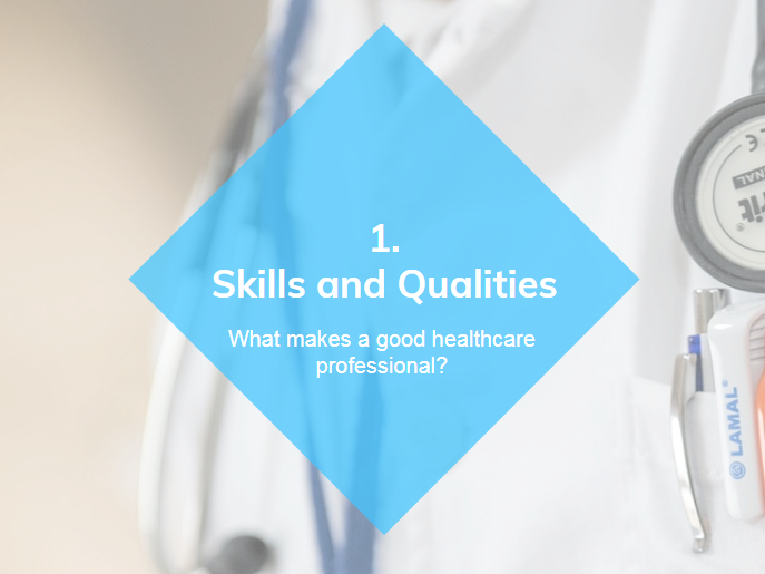 Skills and Qualities for Healthcare Level 2