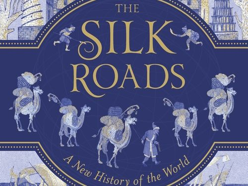 How did Trade impact the Silk Roads?