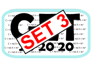 SET 3 of 'GET20' Mathematics GCSE revision / Teaching Method and Resources (New Edexcel Style)