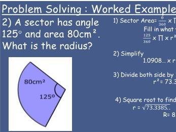 NEW GCSE MATHS(9-1) shape bundle (problem solving )