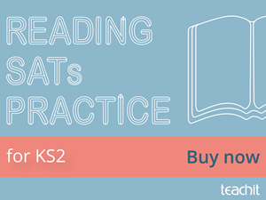 Reading SATs practice for KS2