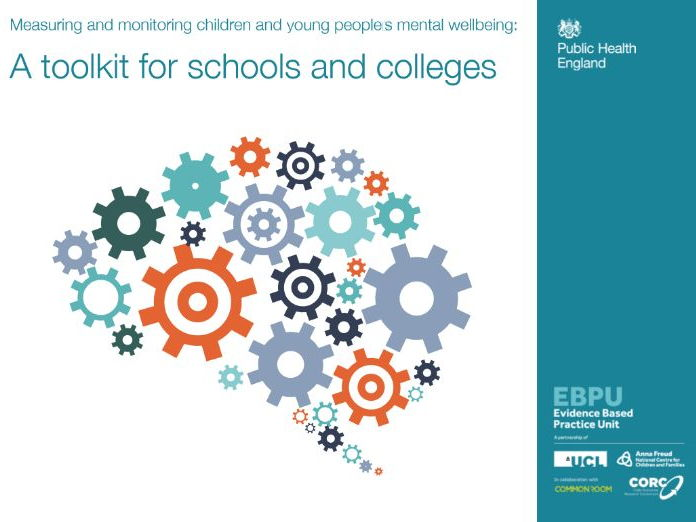 Measuring and monitoring children and young people's mental wellbeing: A toolkit for schools