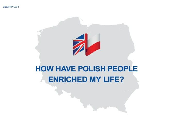Project Polish - introductory lesson, Part 1
