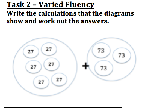 Y5 Y6 Short Multiplication (2 lessons) White Rose Mastery Fluency Bar Models Reasoning