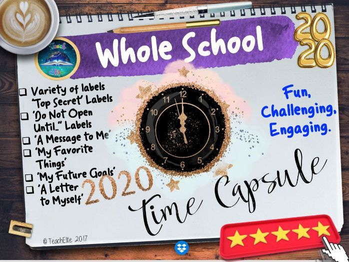 Home Learning Time Capsule
