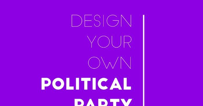 Design your own Political Party Pack