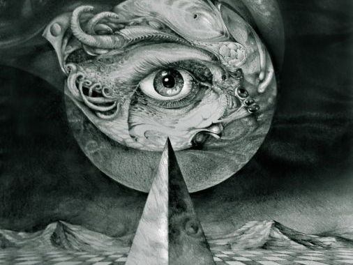 Surrealism Eye Observational Drawing