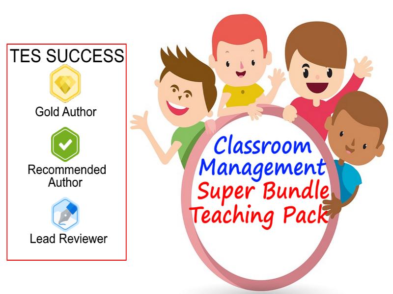 Better Classroom Management Bundle