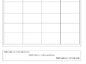 KS3 & KS4 Non-Participant Worksheets