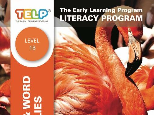 CVC & WORD FAMILIES 1B - TELP'S Literacy Program