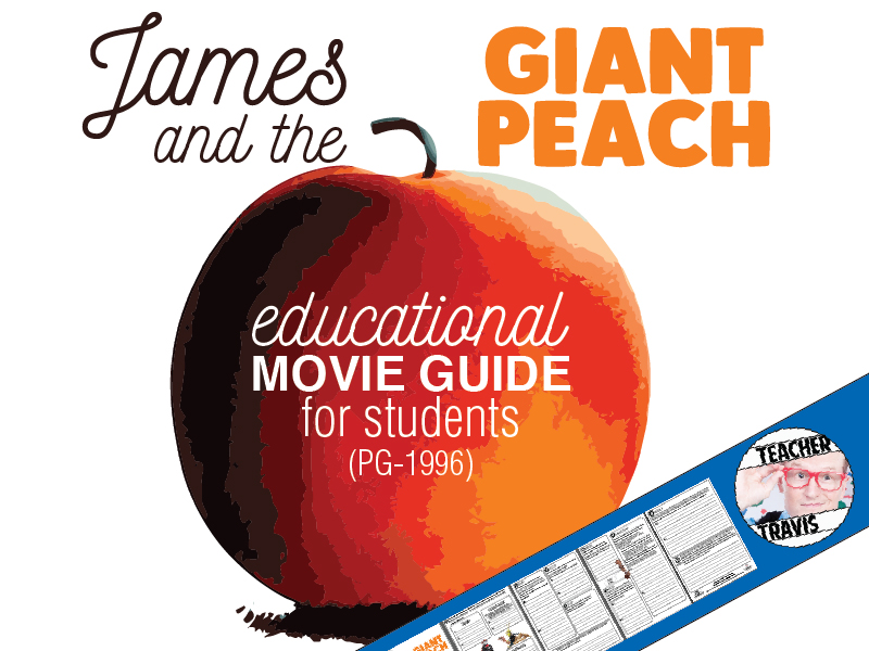 James and the Giant Peach Movie Viewing Guide