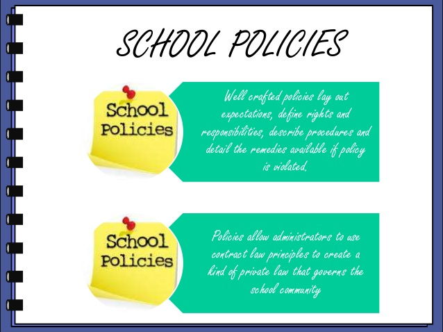 'Whole School Policy' Bundle