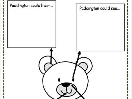 YEAR 1/2- Paddington goes on Holiday