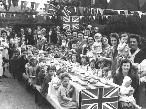 VE day home learning