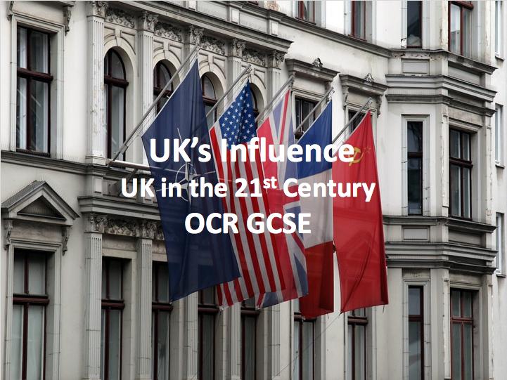 UK's Influence