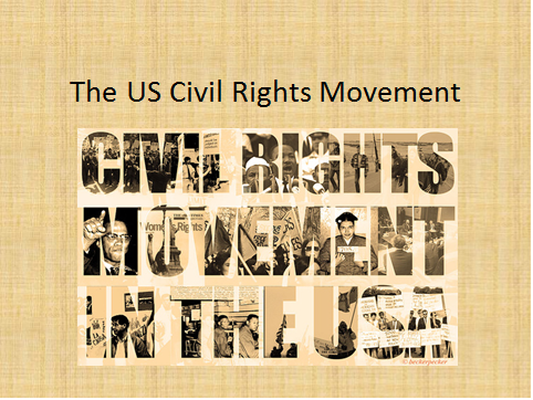 The US Civil Right's Movement