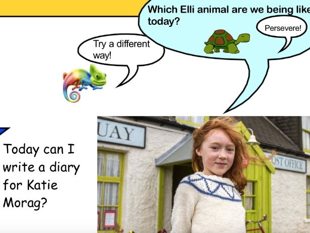 Katie Morag Year 1 Literacy unit including resources