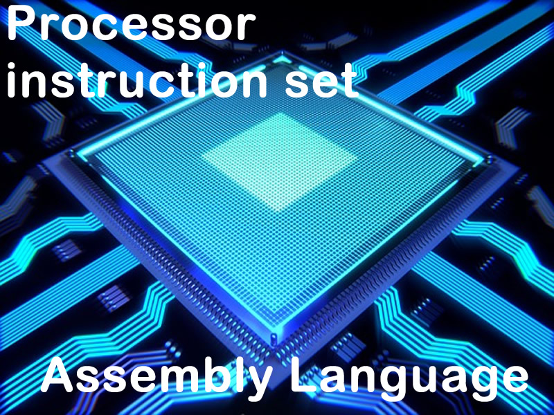 Processor Instruction set 1.4.4