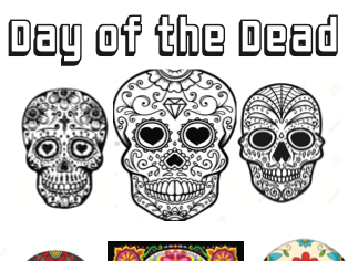 Art: Day of the Dead