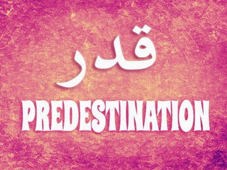 (7.5) Islam - Predestination - 43 slides -