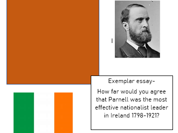 A Level OCR Ireland exemplar essay