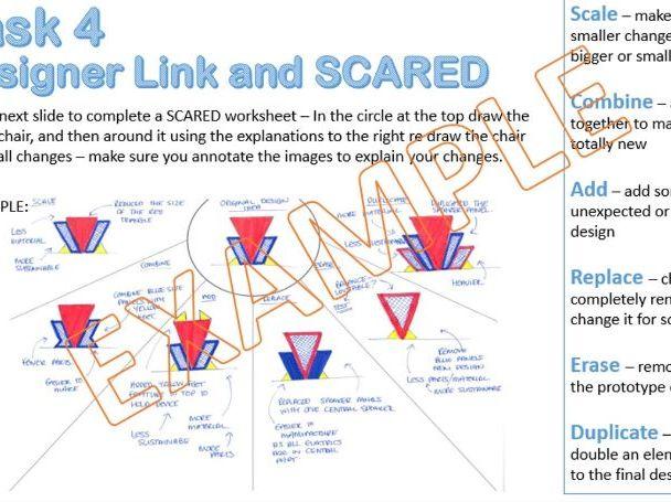 Design Task - Including SCARED