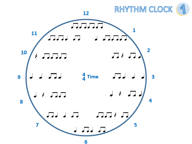 Rhythm Clocks