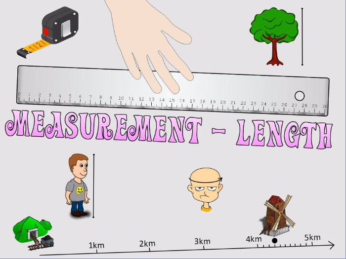 ks2 measures length by mrajlong teaching resources. Black Bedroom Furniture Sets. Home Design Ideas