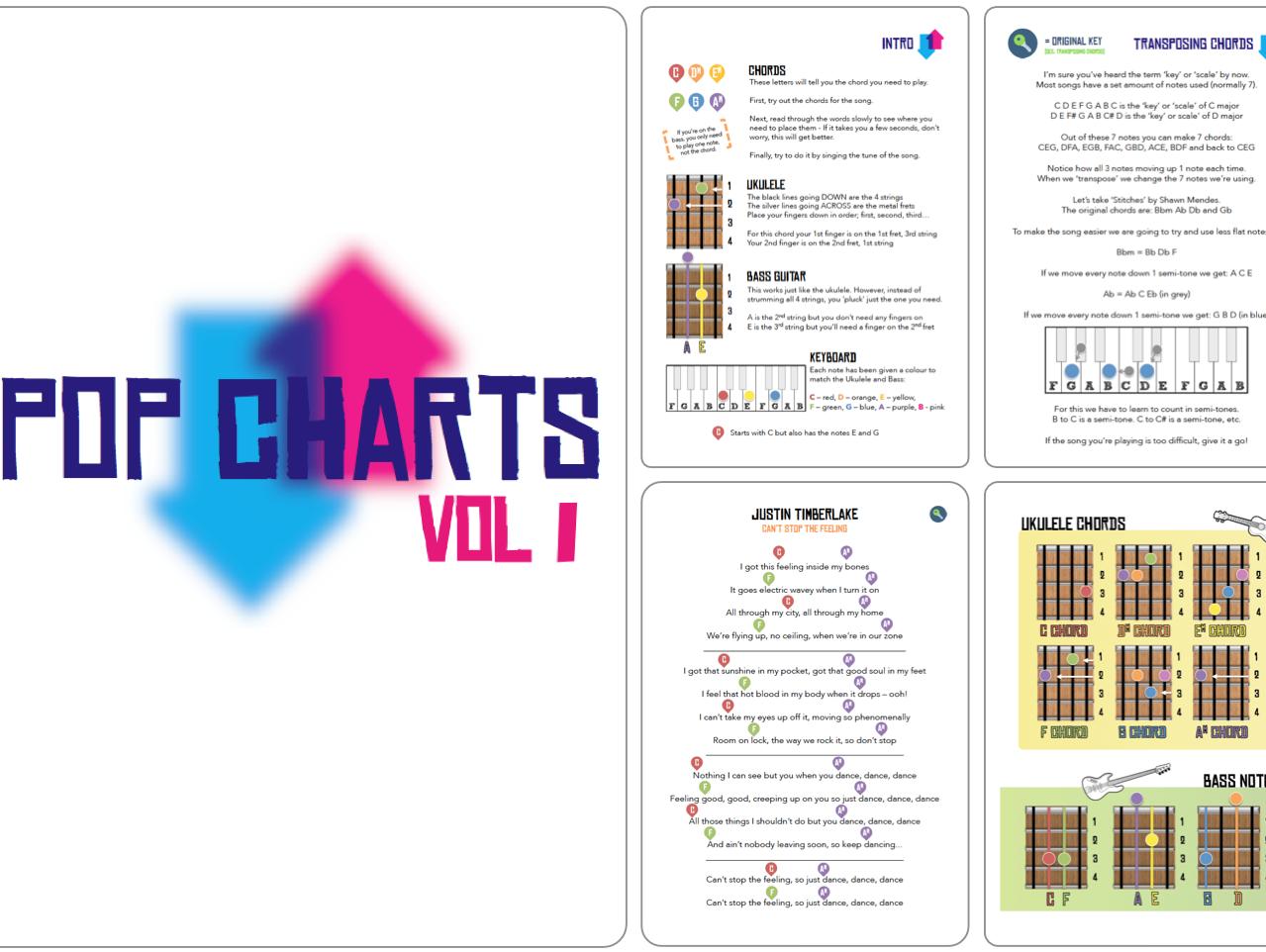 Pop Charts Bundle