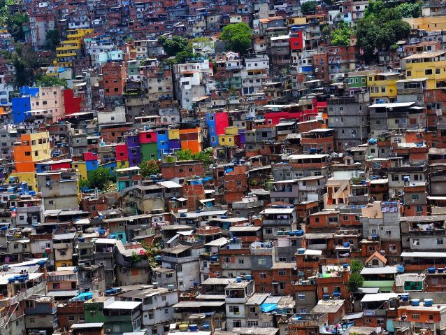 Urbanisation - why are we living in cities?