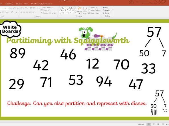 Big Maths CLIC Powerpoint - Year 3 Spring 2