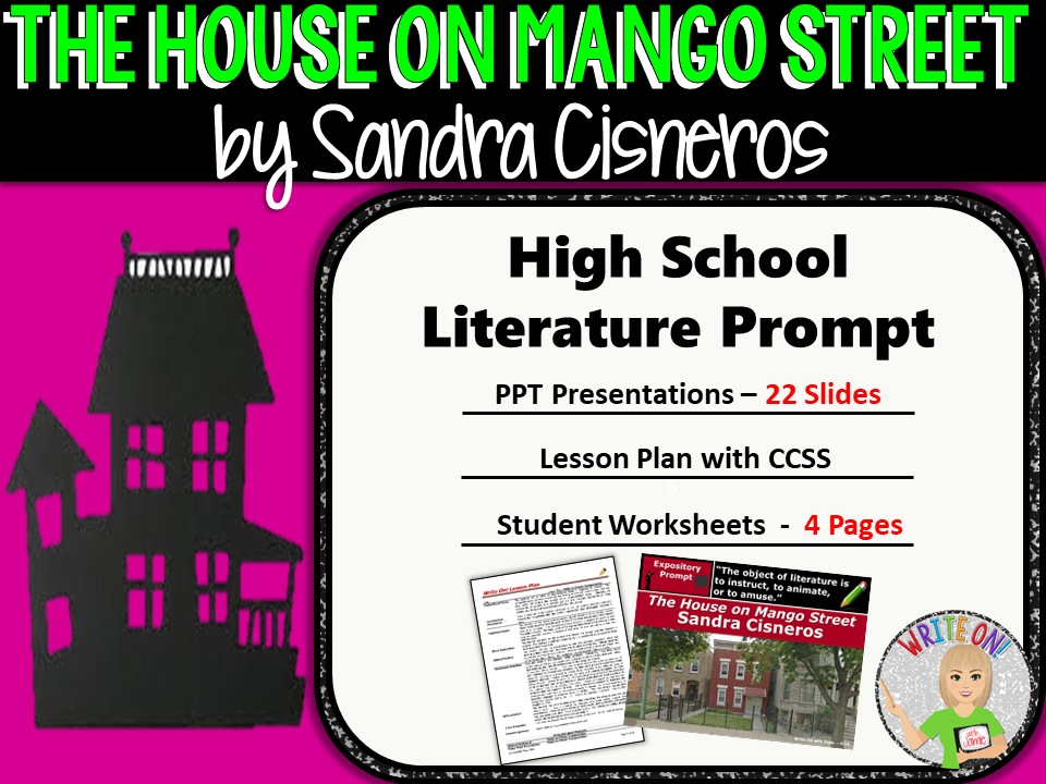 The House on Mango Street by S. Cisneros - Text Dependent Analysis ...