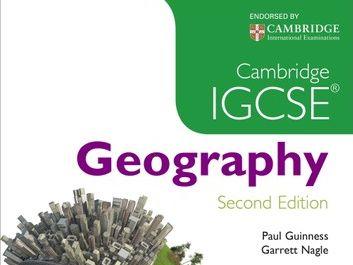 IGCSE GEOGRAPHY CASE STUDY CHECKLIST