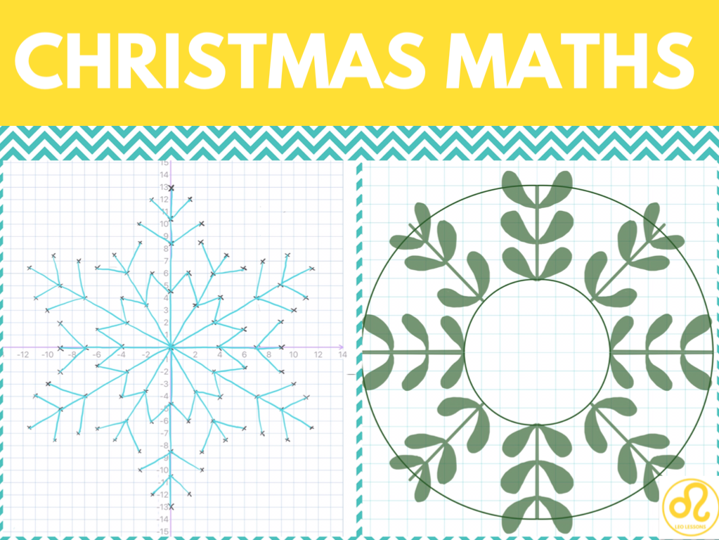 Christmas Maths Pictures