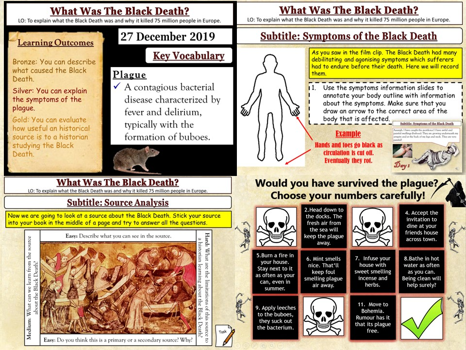The Black Death: What was the Black Death?
