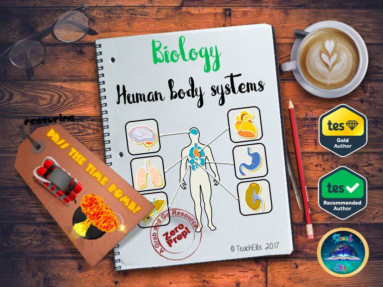 Science - Human Body Systems