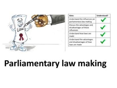 OCR Law Law-Making Revision Booklet